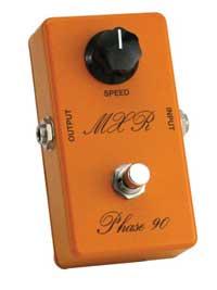 MXR Vintage 1974 Phase 90 Pedal