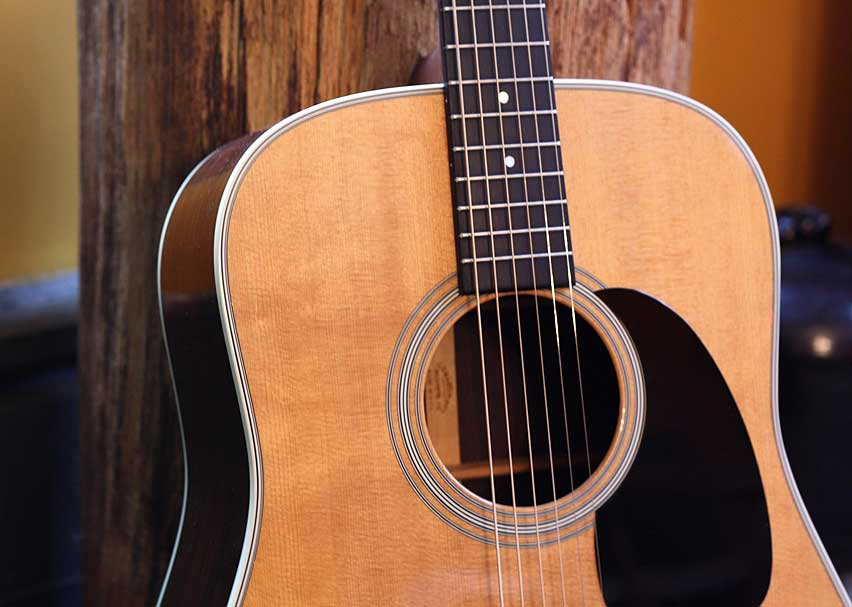 Martin D-28 Dreadnought Acoustic Guitar