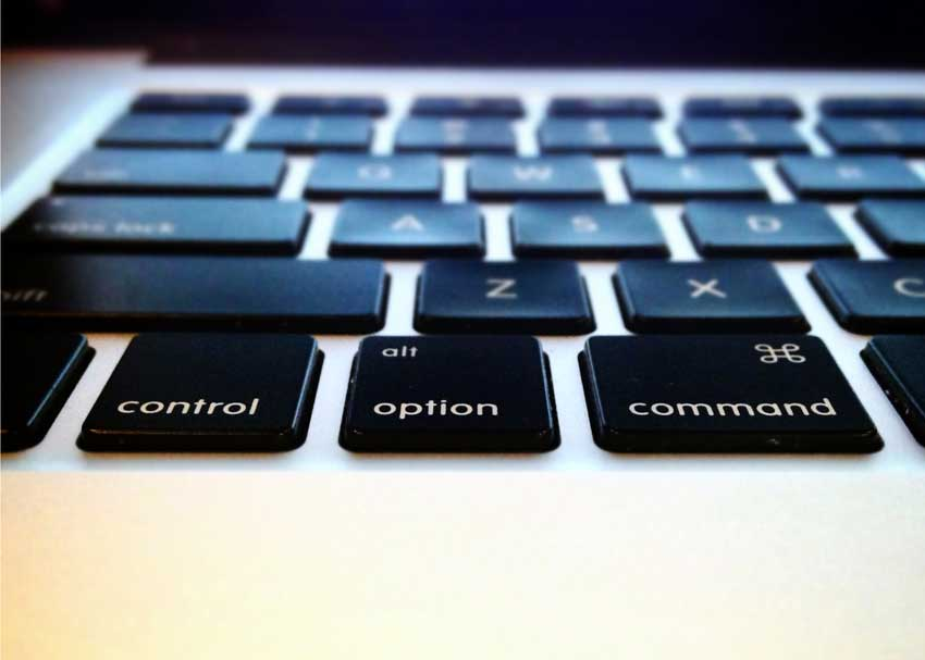 Turn Slow Tools back into Pro Tools with keyboard shortcuts.