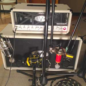 Guitar Amp Mic Shootout
