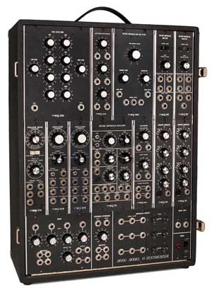 Moog Model 15 Modular Synthesizer