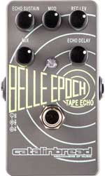 Catalinbread Belle Epoch Echo Pedal