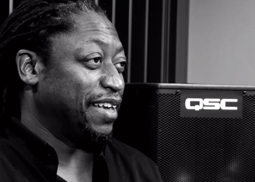 Darryl Jones interview