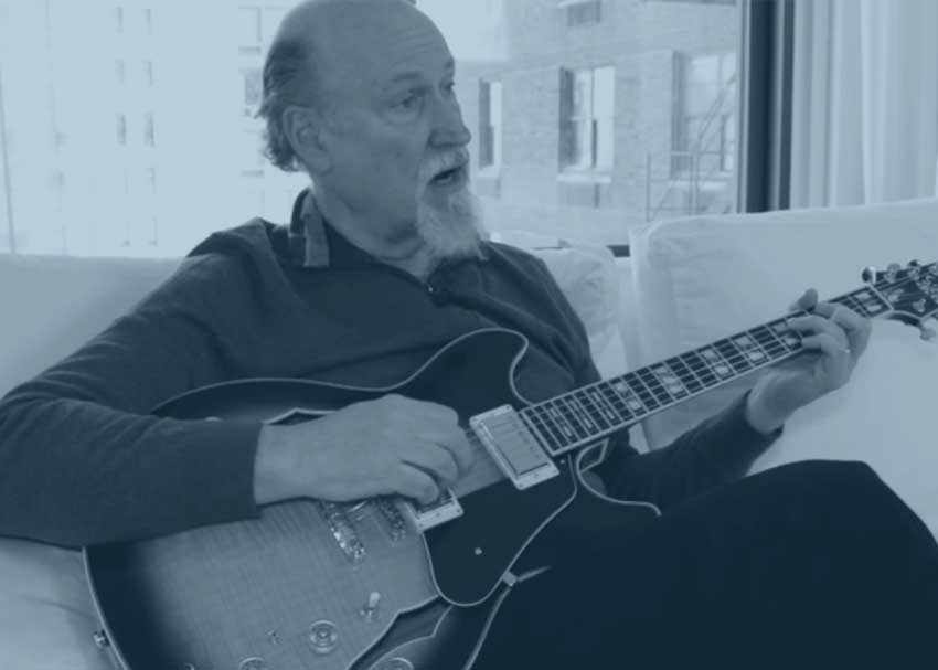 John Scofield Interview