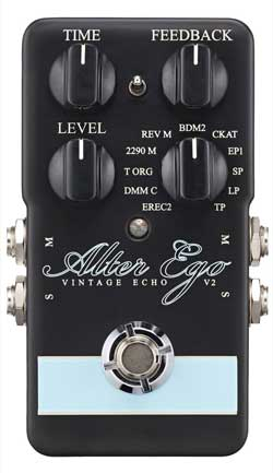 TC Electronic Alter Ego Delay Pedal