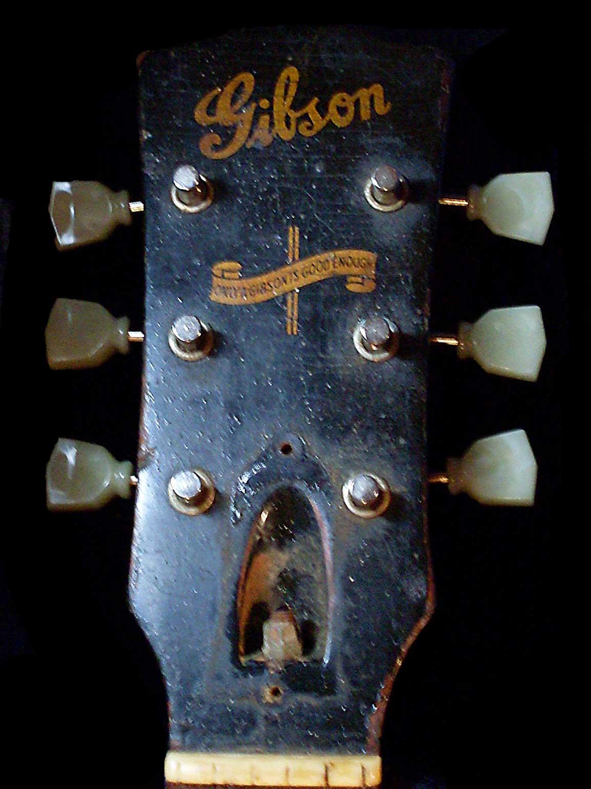 Gibson WWI-era L-50