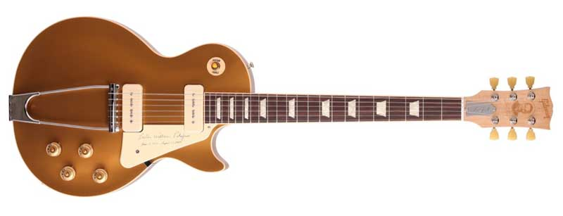 Gibson Tribute to Les Les Paul guitar