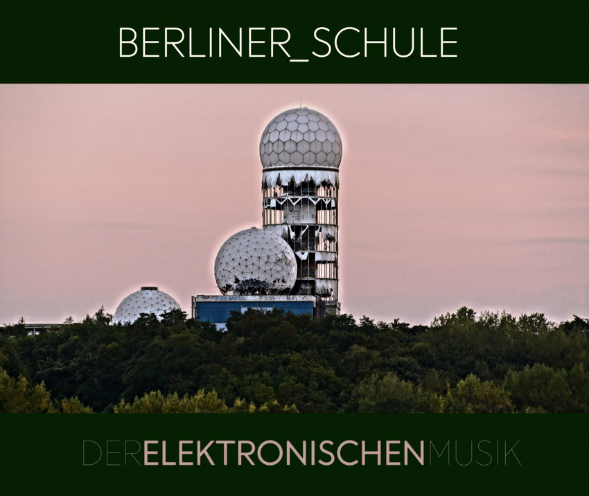 Author's remix of the Teufelsberg towers.