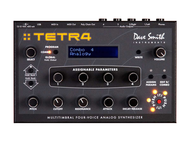 Dave Smiths Instruments Tetra