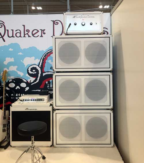 Earthquaker Amp?