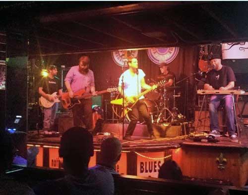 Reverend Guitars Live Show