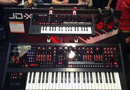 Roland JD Synths