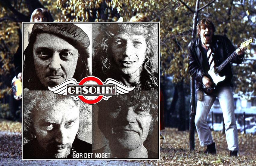 Gasolin' - Gør de Noget album artwork.