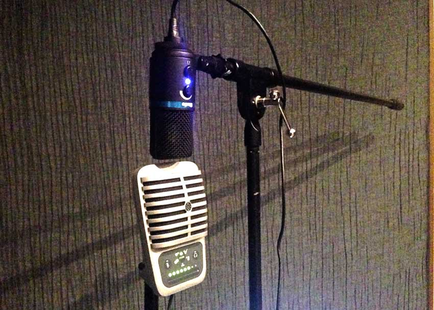 IK Multimedia iRig MIC Studio vs. Shure MOTIV MV51