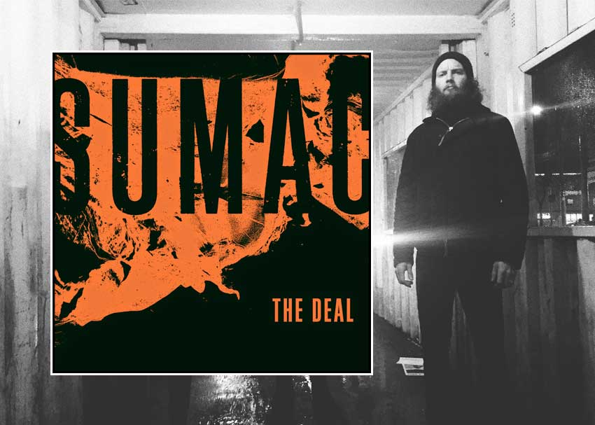 Sumac - The Deal Album Cover