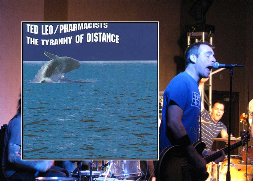 Ted Leo and the Pharmacists - The Tyranny of Distance