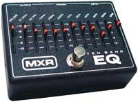 MXR Ten Band EQ
