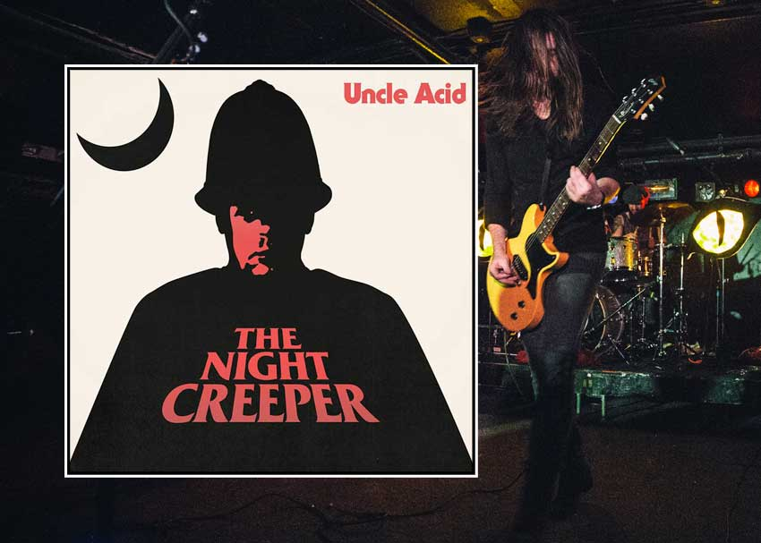 Uncle Acid and the deadbeats -- The Night Creeper