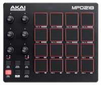 Akai MPD218 pad controller