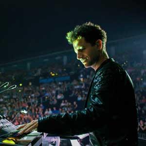 Greg Spero, keyboardist for Halsey