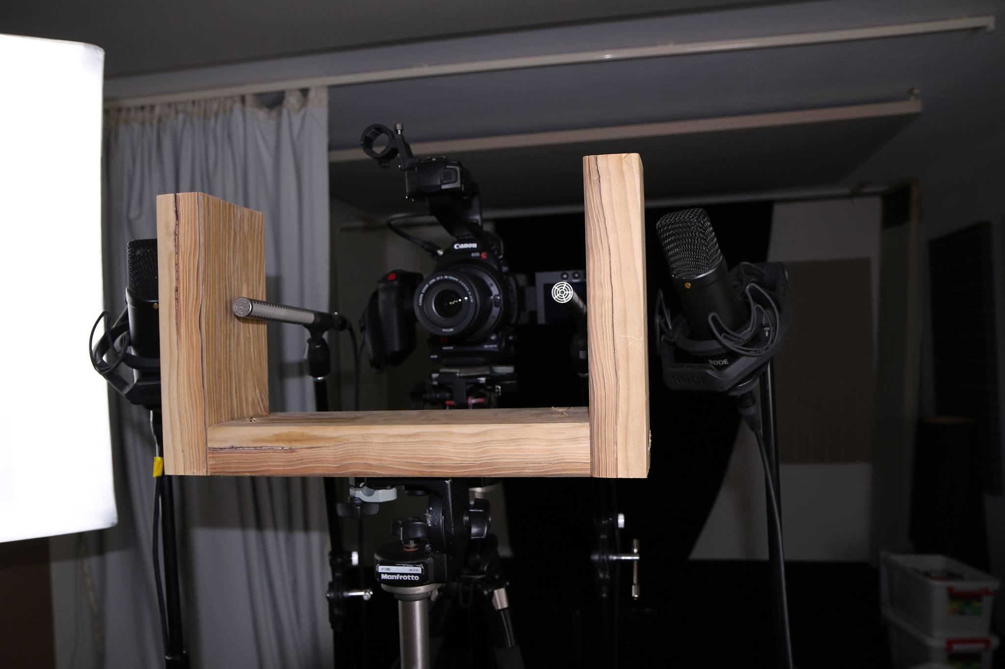 Massage ASMR - Recording Setup