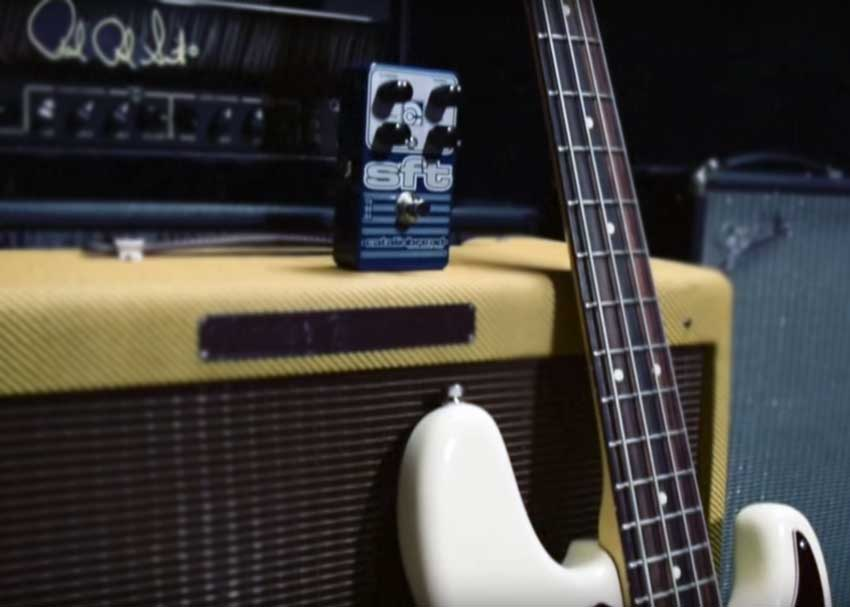 Perfect Pairings: Fender American Standard P-Bass and Catalinbread SFT