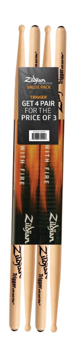 Zildjian Trigger Sticks