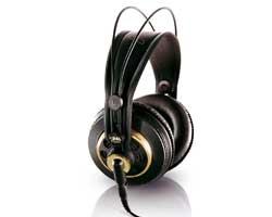 AKG K240 Studio Circumaural Stereo Headphones