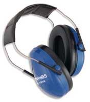 Passive sound-isolating headphones
