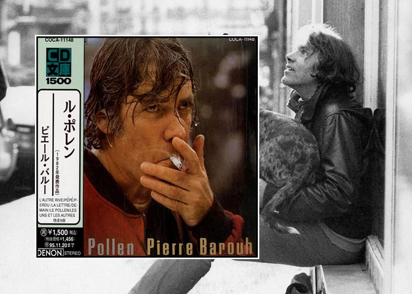 Pierre Barouh album review.