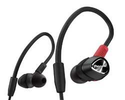 Pioneer DJE-2000 in-ear monitors
