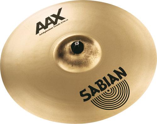 Sabian AAX X-Plosion Crash
