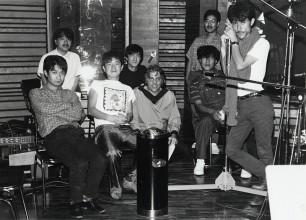 Pierre Barouh, Ryuichi, and Yukihiro