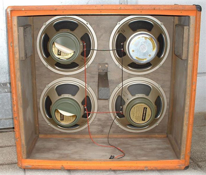 wiring speaker cabinets zzounds music blog a wired cab backplate left off