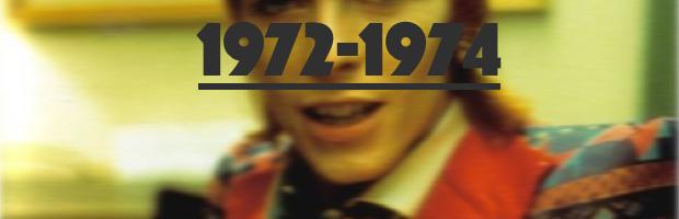 David Bowie - 1972-1974