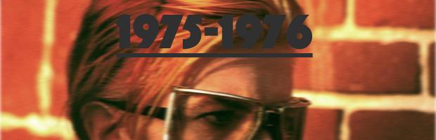 David Bowie - 1975-1976