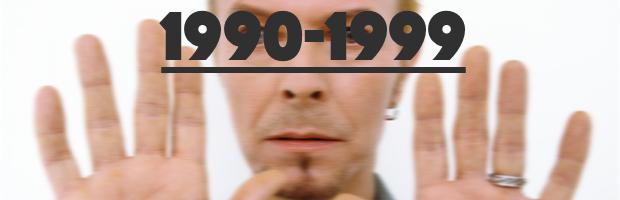 David Bowie - 1990-1999