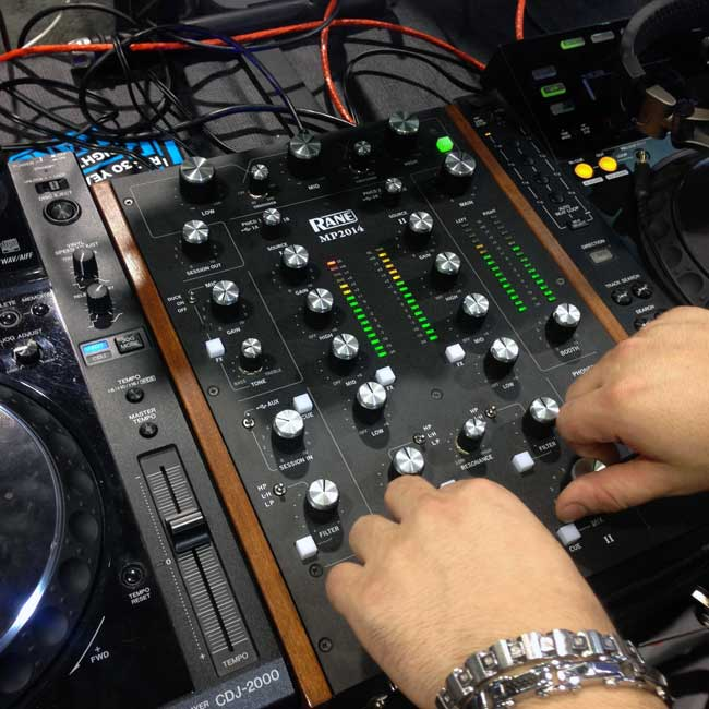 Hands-On with the Rane MP2014