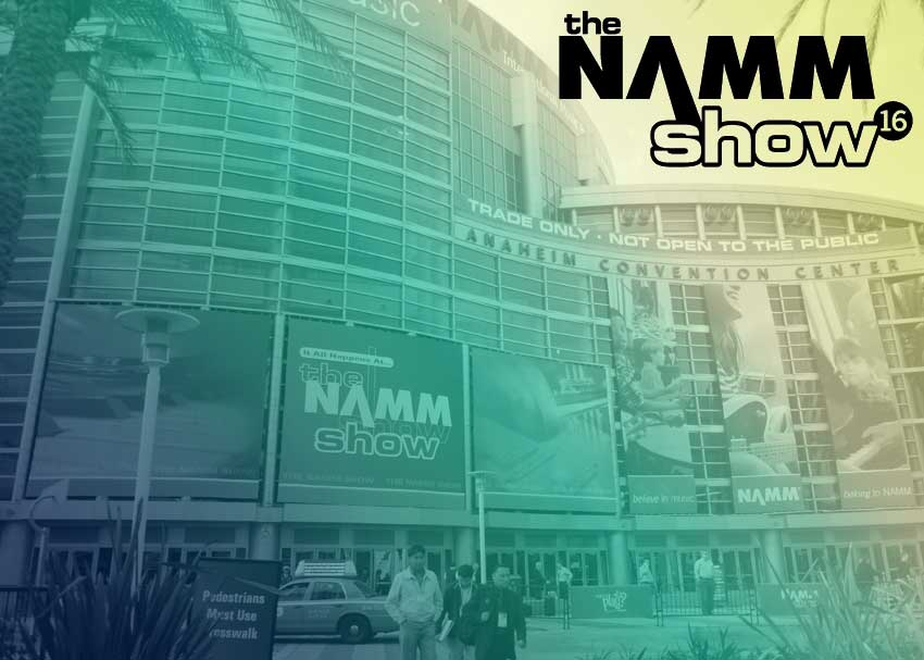 Winter NAMM 2016 Coverage zZounds