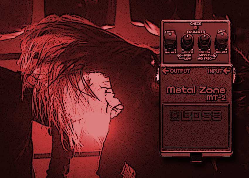 Boss MT-2 Metal Zone 25th Anniversary