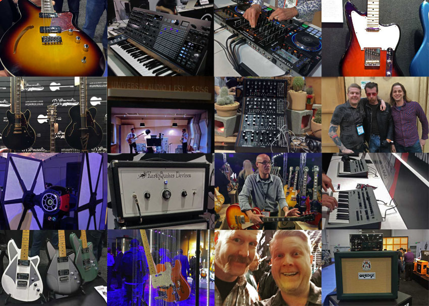 NAMM 2016 -- the 16 coolest things we saw