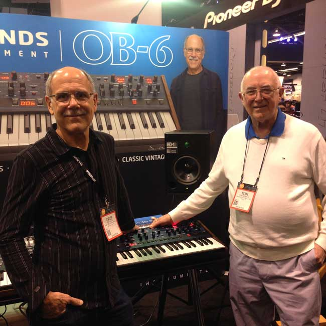 Synth Legends @ Sequential Circuits
