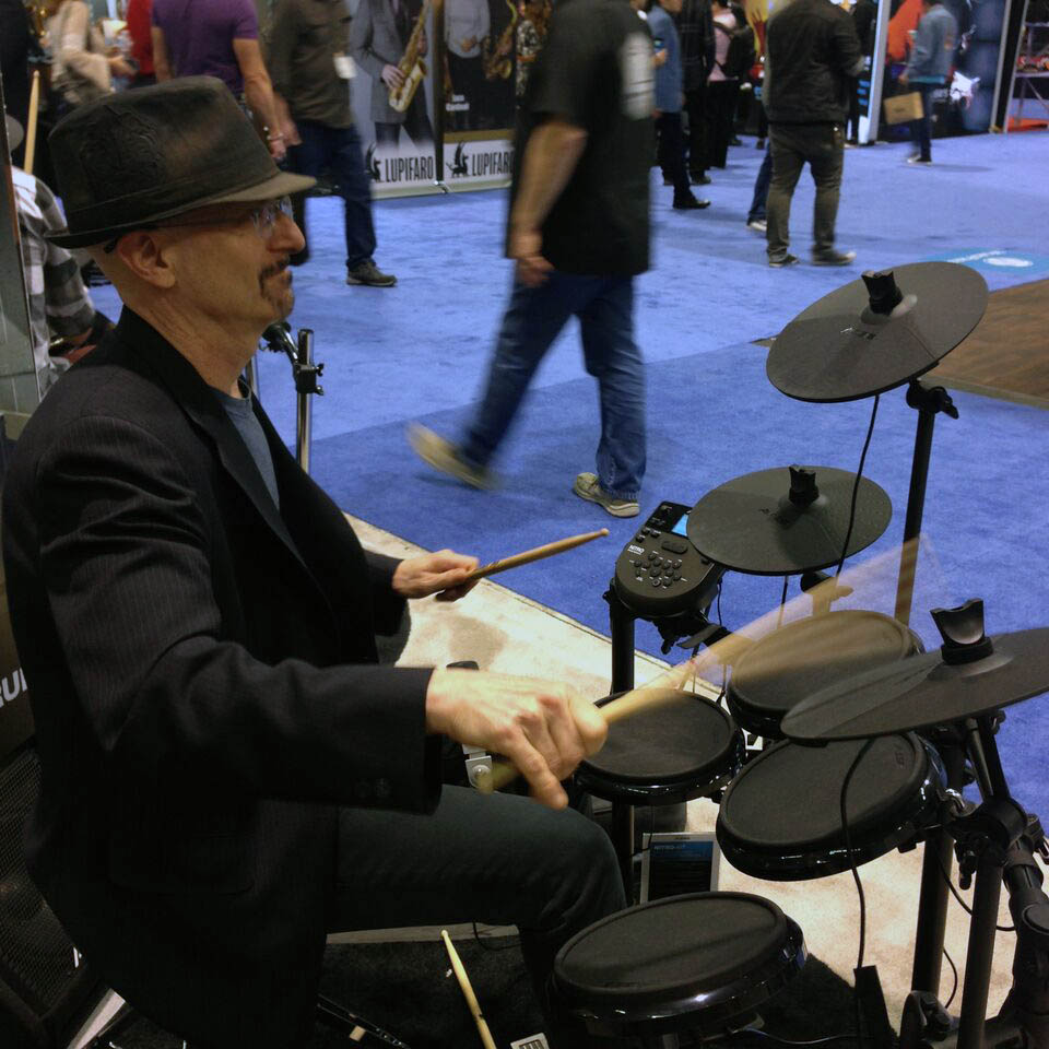 Getting into the NAMM Rhythm