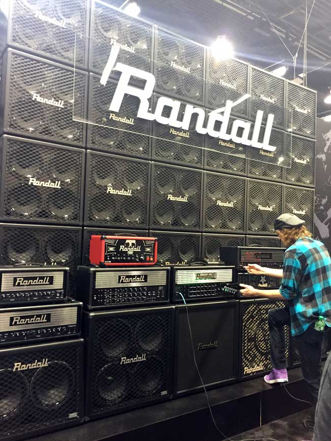 The Wall of Randall