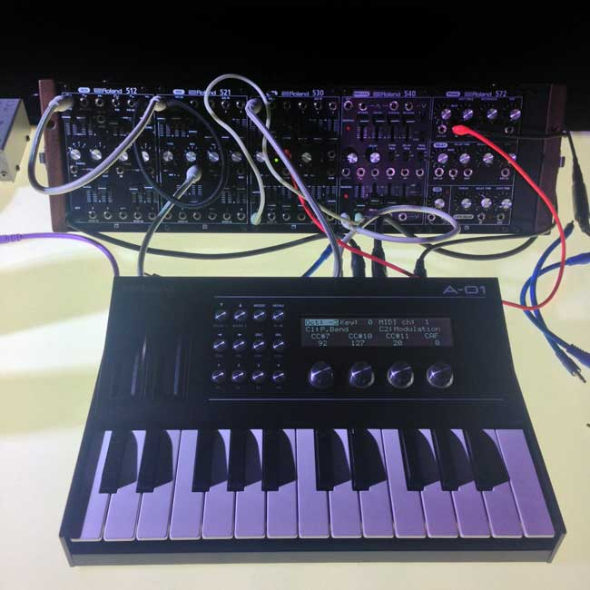 Roland Goes Modular