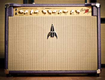 The Electroplex Rocket 22 combo amp.