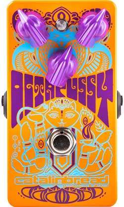Catalinbread Octapussy Octave Fuzz Jimi Hendrix