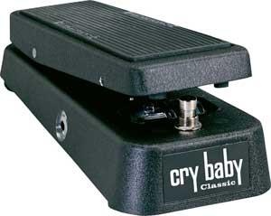 Dunlop Crybaby Classic Jimi Hendrix