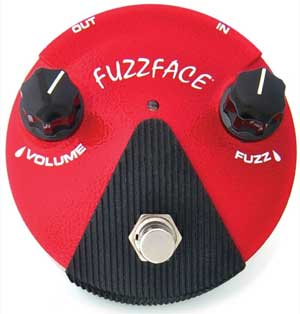 Dunlop FFM2 Fuzz Face Mini (with germanium transistors)