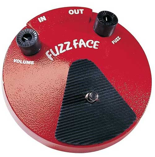 Dunlop Fuzz Face (full-sized)